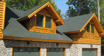 Minnesota Log Home Repair