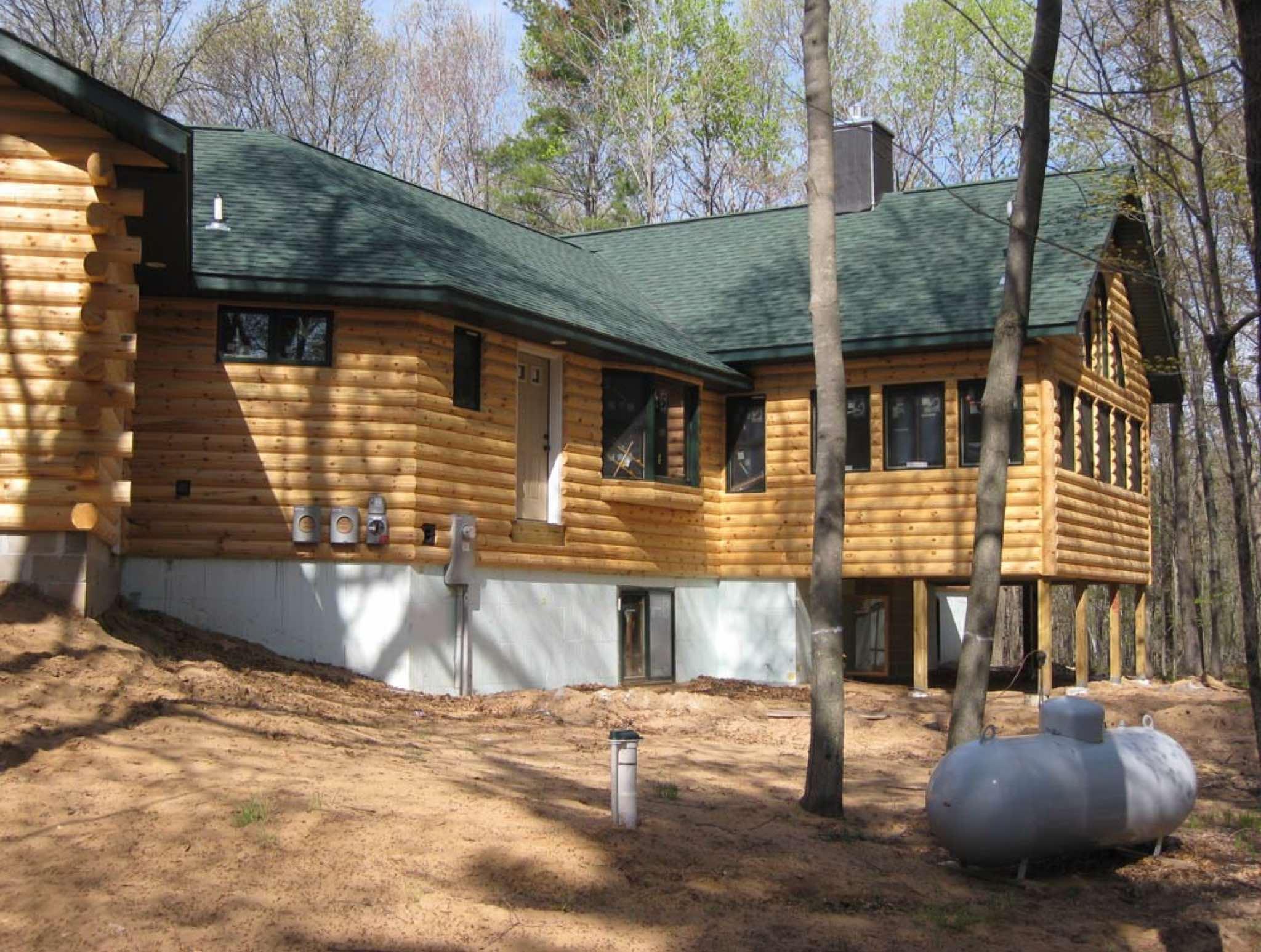 kits home log manufacturer cavareno manufacturers improvment cabin cabins galleries