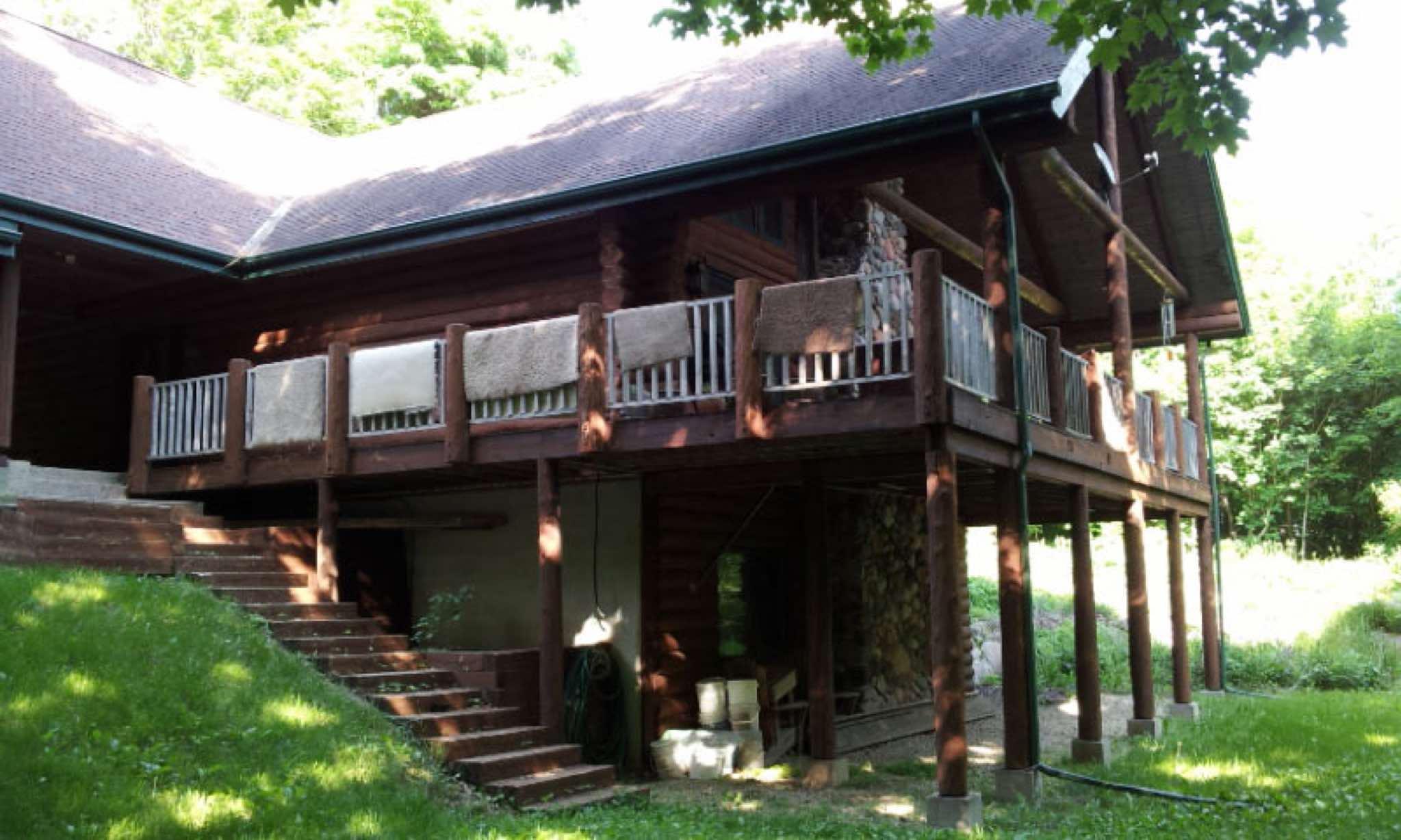 Minnesota Log Home Additions