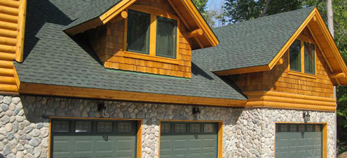 MN log home remodelers